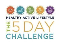 Join my 5 day online healthy challenge