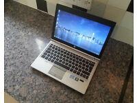 "HP 2560p EliteBook 12.5"" LAPTOP, FAST CORE i5 3.20GHz, 6GB, 250GB, WIFI, DVDRW, BLUETOOTH, WEBCAM"