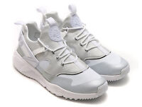 Nike Air Huarache Utility Triple White size 12 (NEW WITH BOX)
