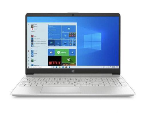 "HP 15.6"" HD Intel 10th Gen i3-1005G1 3.4GHz 8GB RAM 256GB SS"