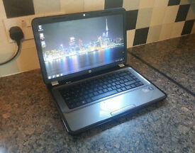"""HP G6 LAPTOP 15.6"""", FAST Core i3 2.20GHz, 4GB, 120GB, WIFI, HDMI, WEBCAM, DVD, NEW BATTERY, OFFICE"""