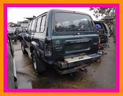 95 Toyota Land Cruiser 80 series GXL now wrecking parts | A1402