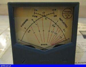 DAIWA CN-502 , SWR 144 MHz, QRP - <span itemprop=availableAtOrFrom>Zielina, Polska</span> - DAIWA CN-502 , SWR 144 MHz, QRP - Zielina, Polska