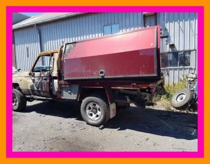 Wrecking 2011 LandCruiser 79 series Ute GXL parts from $5 | A1424