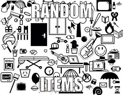 Your Favorite Random Items