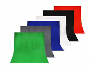 10 x 20 foot fabric backdrops - 6 great colours available!