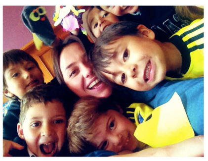 Friendly and enthusiastic Spanish and English speaker nanny.