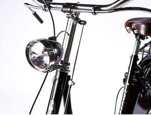 Gazelle Tour Populair Scheinwerfer mit Abblendlichtschalter schwarz