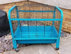Cage for guinea pig/rabbit