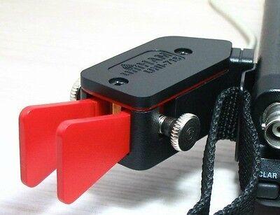 New UNI-715 Mini on the CW Morse Code Keyer Key left hand