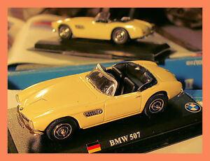 BMW 507 1/43 Car collection Nr.12, del prado, neu in OVP, mit Artikelbuch - BMW - Maria Rain, Österreich - BMW 507 1/43 Car collection Nr.12, del prado, neu in OVP, mit Artikelbuch - BMW - Maria Rain, Österreich