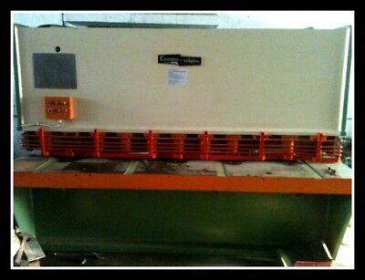 Edwards Verrina Shearing Machine 80T £9,500 + VAT
