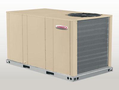 LENNOX 2 TON PACKAGE UNIT AC RTU 230V 1PH GAS HEAT W/ECONOMIZER KGA SERIES