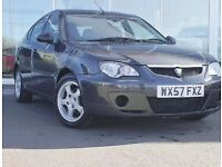 2007 PROTON GEN-2 1.6 PETROL 5 DOOR HATCH GREY MANUAL