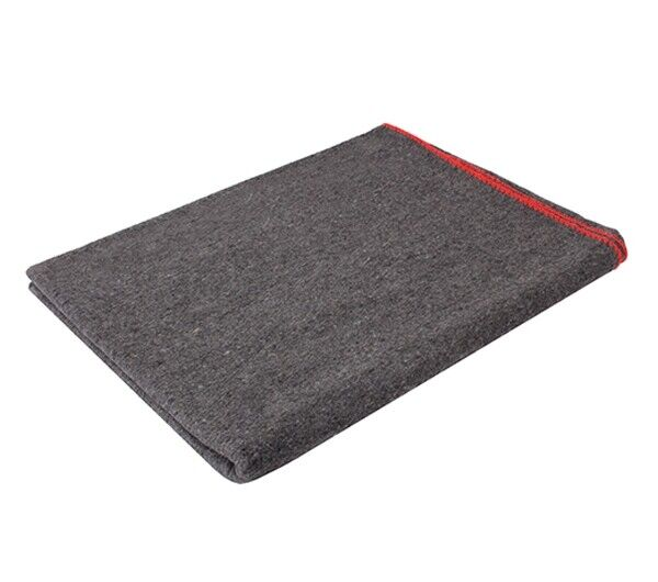 Rothco 10429 Grey Wool Rescue Blanket