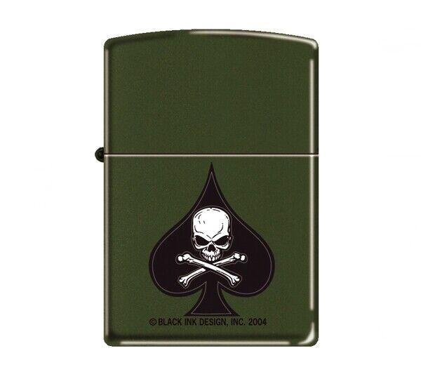 Zippo Death Spade Lighter - 4876