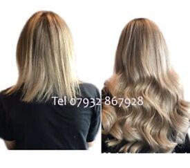 Mesh Hair Integration/Weaving Hair/LA-Weave/Micro Weft/Brazilian Knots/ Tape Hair/ Nano Tip Hair