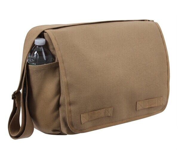 Rothco Heavyweight Canvas Messenger Bag - 9751