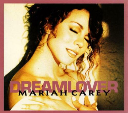 cd single - Mariah Carey - Dreamlover