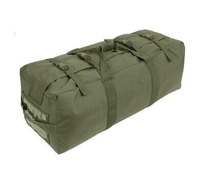 - Rothco Olive Drab GI Type Enhanced Duffle Bag- 2874