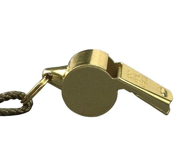 Rothco GI Style Police Whistle - 10366