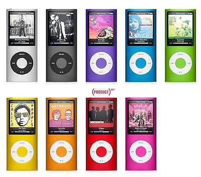 iPod Nano 4th Gen 8GB  *VGC!*+12 Month Warranty 4. Gen Ipod Nano