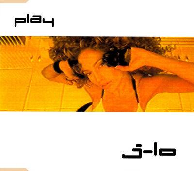 JENNIFER LOPEZ PLAY 4 TRACK CD SINGLE INC VIDEO
