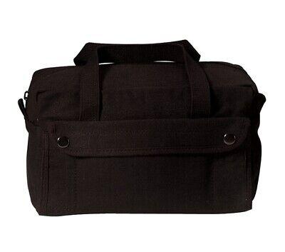 Rothco Black Mechanics Tool Bag - 9191 Black Mechanics Tool Bag