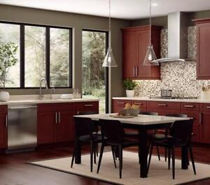 SOLID WOOD KITCHENS LOWEST PRICES! DON'T PAY A CENT FOR 1 YEAR INTEREST FREE! PAY NO TAX!