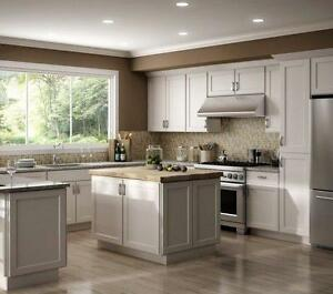 SOLID WOOD KITCHEN CABINETS AT UNBEATABLE PRICE! DON'T PAY ANYTHING FOR 1 YEAR INTEREST FREE!