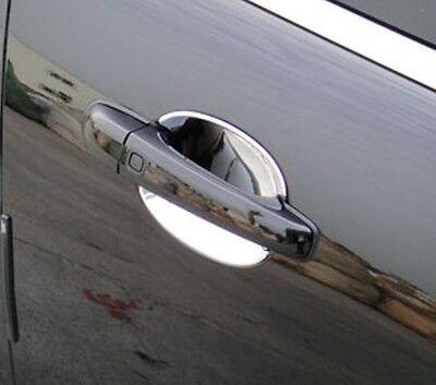 Jaguar XF Sportbrake Chrome Door Handle Shell x 4