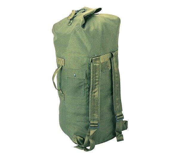 Rothco Olive Drab Double Strap GI Type Duffle Bag- 2484