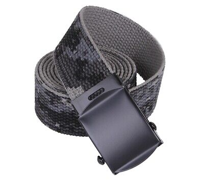 Rothco Subdued Digital Camo Reversible Web Belt - 4685