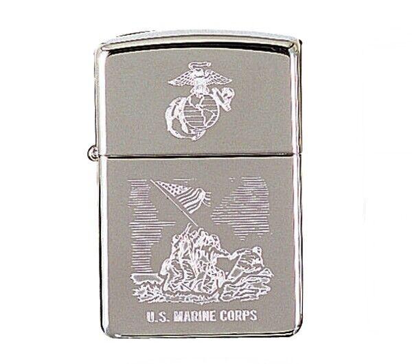 Zippo Marine WWII Commemorative Lighter - 4940