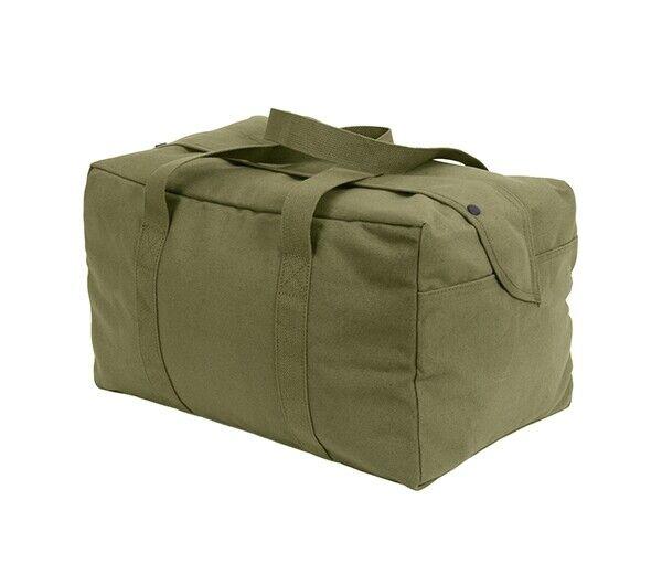 Rothco Small Olive Drab Parachute Cargo Bag - 7028