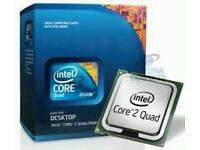 Intel quad core q6600