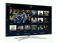 """Samsung 55"""" LED smart 3d wi-fi TV builtin freeview fullhd 1080p comes"""
