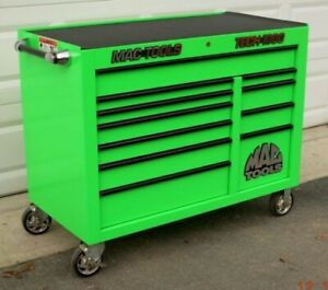 Wanted: Someone to move a tool box