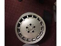 Mercedes 16 inch alloys