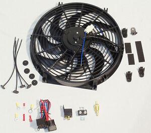 14 Electric Heavy Duty Radiator Reversible Fan 2200 Cfm