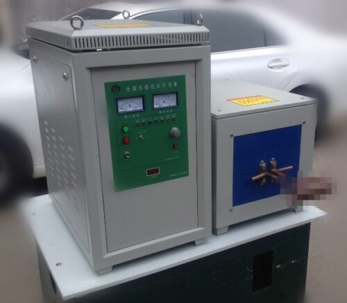 60KW super audio frequency induction smelting equipment