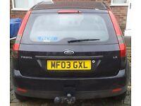 Mk 6 2002 - 2008 Ford Fiesta 1.4 Semi-Auto, FSH, MOT - COMPLETE CAR - PARTIALLY STRIPPED