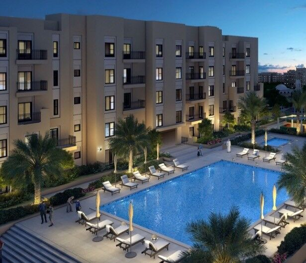 New Dubai Properties. Only 5% to book. Convenient Payment Plan