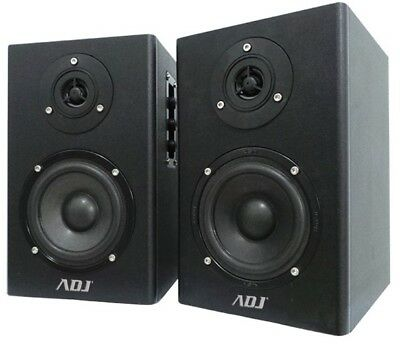 Casse Amplificate a 2 vie 1 woofer 1 tweeter  ADJ SP886