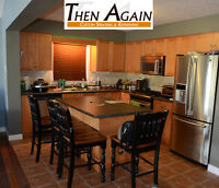 Then Again: Kitchen Cabinet & Furniture Spraying & Refinishing