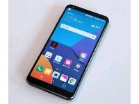LG G6 32GB SMARTPHONE 4G LTE 4GB RAM 13MP (UNLOCKED) EXCELLENT MINT CONDITION