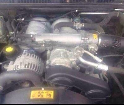 RANGE ROVER P38 46 THOR ENGINE GOOD RUNNER 75000 MILES <em><em</em>...