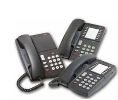Avaya Definity 6220 Grey Analog Telephone 6220a01a