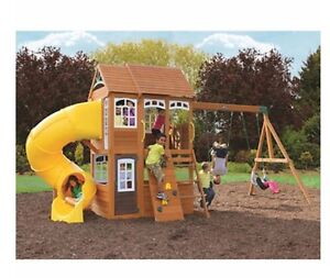 Looking for play structure or playhouse