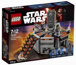 Lego Star Wars 75137 carbon freezing chamber new and sealed